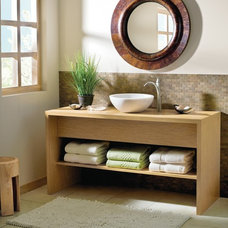 Modern Bathroom by Moen