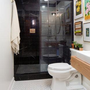 Stilmix Badezimmer in Minneapolis