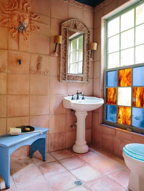 SaveEmail. Spanish Bathroom Tile Design Ideas   Remodel Pictures   Houzz