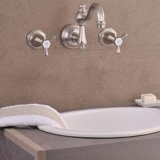 Traditional Bathroom Faucets by Herbeau America / Winckelmans Tiles