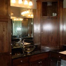 Contemporary Bathroom by Interiors 360