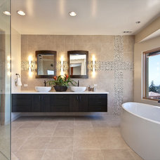 modern bathroom by Revive Home Design