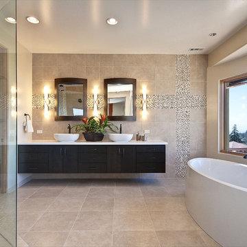 Montclair Hills Master Bath Design