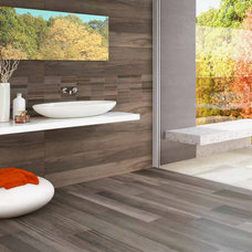 Contemporary Bathroom by Cercan Tile
