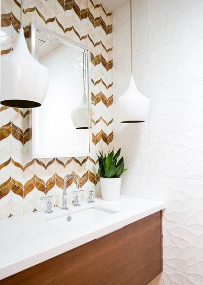 Bathroom by Tracy Lynn Studio