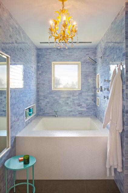 Contemporary Bathroom by DD Ford Construction