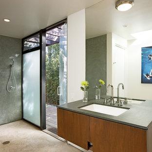 Mid Century Bathroom | Houzz