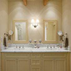 Traditional Bathroom by Giffin & Crane General Contractors, Inc.