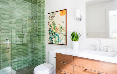Try These Bathroom Remodeling Ideas to Make Cleaning Easier