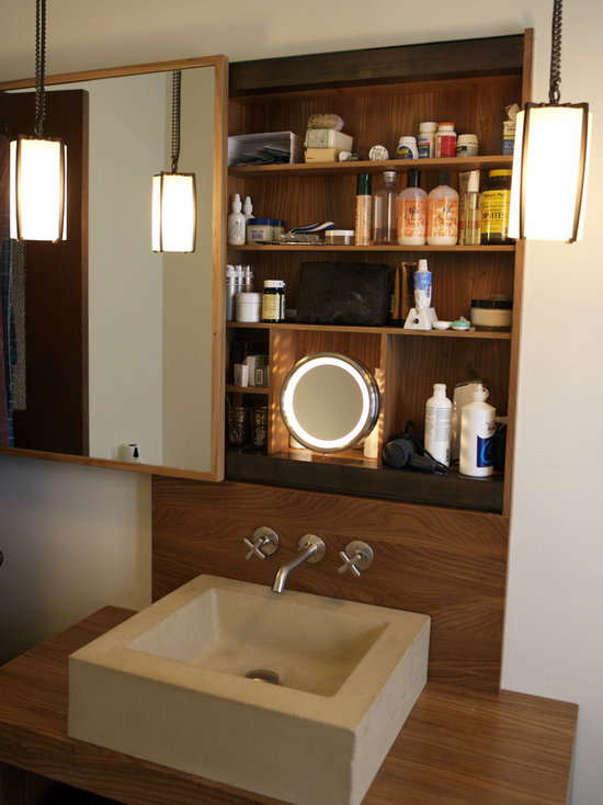 Sliding Cabinet Doors For Bathroom cabinets with sliding doors | houzz