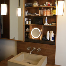 Contemporary Bathroom by Abueg Morris Architect