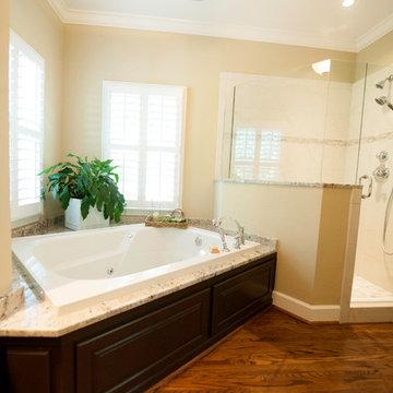 Montevallo Bath Update