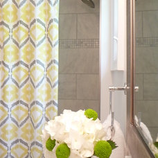 Contemporary Bathroom by Day &co.