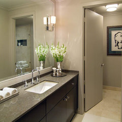 contemporary bathroom by Montgomery Roth Architecture and Interior Design