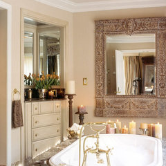 traditional bathroom by Montgomery Roth Architecture and Interior Design