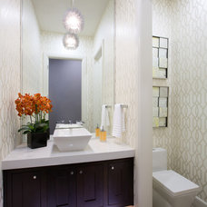 Contemporary Bathroom by Monticello Homes