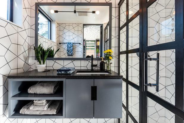 Contemporary Bathroom by Proform Construction LLC