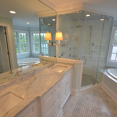 Traditional Bathroom by Davidson Designs