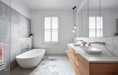 Floor Tile Options for a Stylish Bathroom