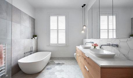 Floor Tile Options for a Stylish Bathroom