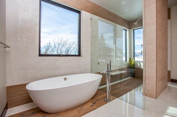 Contemporary Bathroom by Rumor Design + reDesign