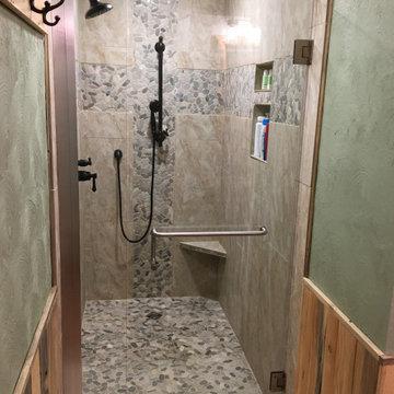 Moore's Bathroom Remodels