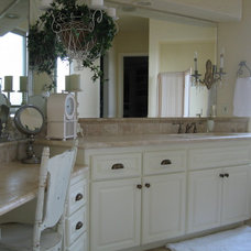 Traditional Bathroom by Custom Homes by Miller