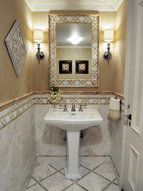 Tropical New York Bathroom Design Ideas Remodels Photos
