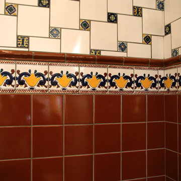 More baths from Latin Accents tiles
