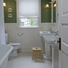 Traditional Bathroom by Urban Arcadia Builders Inc