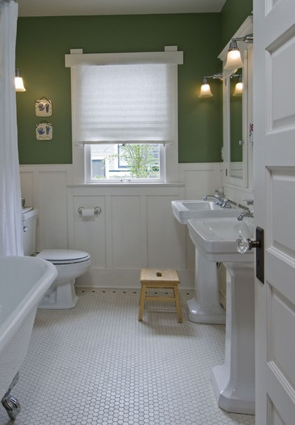 Traditional Bathroom by Urban Arcadia Builders Inc