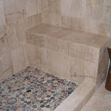 Traditional Bathroom by More Than Tile
