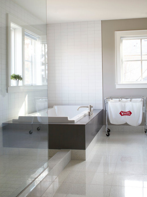 Shower And Tub Together Houzz