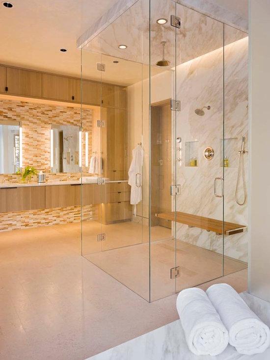 saveemail - Teak Shower Bench
