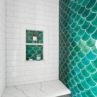 Moroccan Mermaid Bathroom