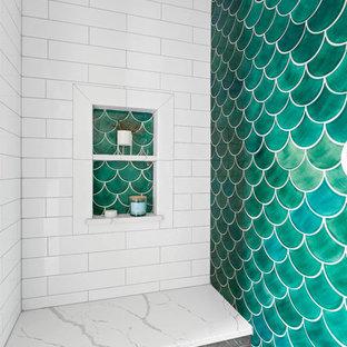 Moroccan Mermaid Bathroom