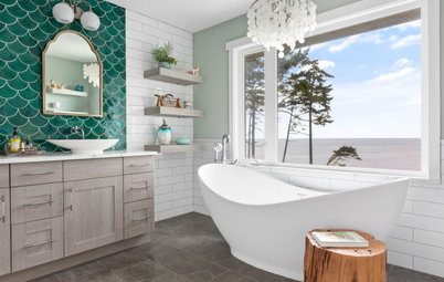 Your Guide to a Beach-Style Bathroom