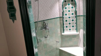 Moroccan Steam Shower