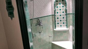 Moroccan Steam Shower
