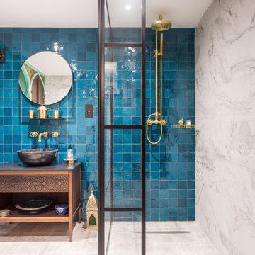Moroccan Themed bathroom
