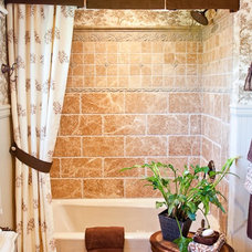 Traditional Bathroom by Eric Ross Interiors, LLC