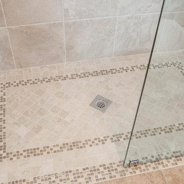 Mosaic Bliss Shower