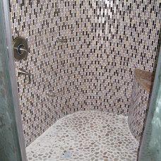 Modern Bathroom by tile & style