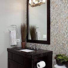 Modern Bathroom by Interior Enhancement Group, Inc.