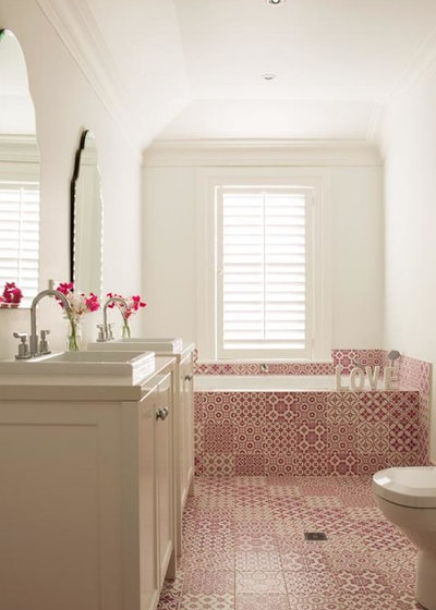 Bathroom by Alexandra Kidd Design