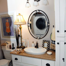 Traditional Bathroom by Dominion Builders