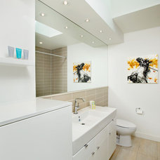 Contemporary Bathroom by XTC Design Incorporated