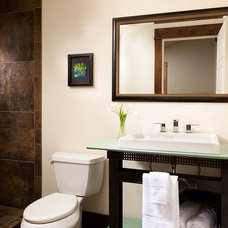 Contemporary Bathroom by Mindful Designs, Inc.