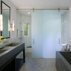 Contemporary Bathroom by Mosaic Interiors SF