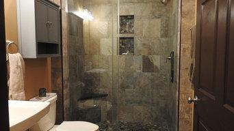 Mountain Home Bath